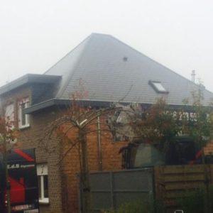 EdB Dakwerken | ☎ 03 454 10 97 ✅Dakwerker in regio Antwerpen: plat dak, gevelbekleding